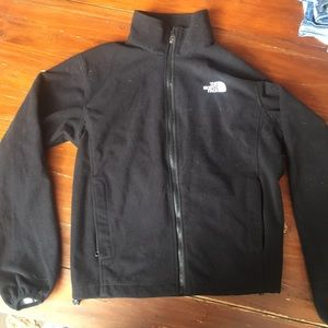 The north face zip up jacket summit series Sz M